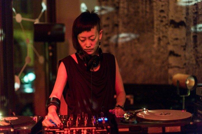 CYNETART_2013-11-14--photo-david-pinzer-7836 - Eröffnungsparty - Mieko Suzuki